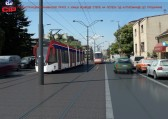 Reconstruction of the double track tram line and OCS in Vojvoda Stepa Street, from Autokomanda roundabout to tramway loop in Banjica