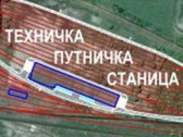 Preliminary design of the railway junction in Novi Sad, phase II, facilities for locomotive depot, passenger station, maintenance, supplies group and wagon workshop activities