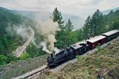Final Design of Šargan-Vitasi-Mokra Gora narrow-gauge railway line for tourist purposes